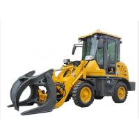 Quality Hot Sale Abroad 1.2T Small Bucket Wheel Loaders for sale