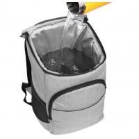 Buy cheap Large Polyester Cooler Bag With Low Temperature Resistant PEVA Lining product