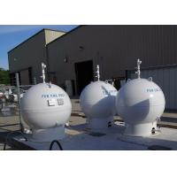 Buy cheap Movable Compressed Natural Gas Storage Tank 20/25MPa Pressure CNG Hydrogen Applied  product