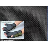 Buy cheap No Slip 3MM Neoprene Sheet Shark Skin Gloves Butadiene Rubber SBR product