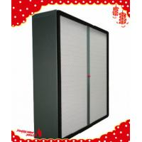 Buy cheap 1220x610x90mm High efficiency particulate hepa air purifier product