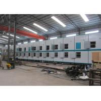 Buy cheap 1400 pcs/h Automatic Pulp Molding Equipment / Egg Tray Machine Multi Layer Dryer product