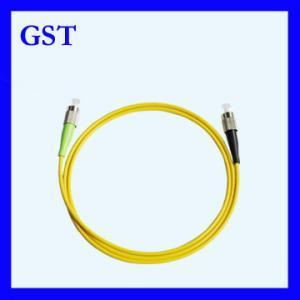Buy cheap FC/APC-FC/PC 9/125- Fiber Optic Patch Crod product