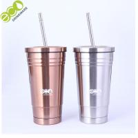 Buy cheap Professional Tumbler Coffee Mug Classic Thermos Flip Top Water Bottle product