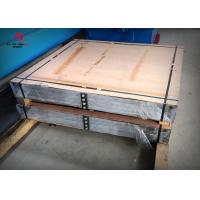 Buy cheap Square Rigid Thermal Insulation Board / Polished Flat Large Aluminum Sheets product