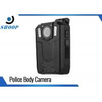 Buy cheap HD 1080P Bluetooth Law Enforcement Body Camera 140 Degree Lens product