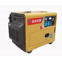 China Silent Diesel Genset Range form 8 to 600KW on sale