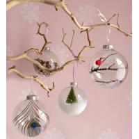 Buy cheap Christmas Tree Decoration Glass Hanging Ornament Glass Fish product