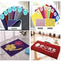 China Red Blue Green Coir Entrance Matting / Personalised Coir Door Mats on sale