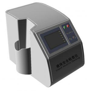 Buy cheap Detector explosivo portátil do contrabando do alarme claro com tela táctil de TFT LCD product
