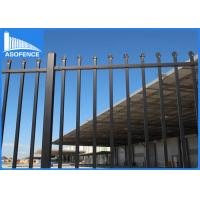 Australia Security Steel Mesh Fencing Durable For Private Grounds