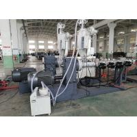 Buy cheap HDPE Large Diameter Plastic Pipe Extrusion Machine For Gas & Water Supply Pipe product
