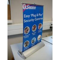 China Roller Banner Or Roll Up Banner Stand on sale