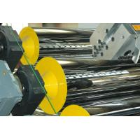 Buy cheap Crust Foamed Board Extrusion Line , Pvc Sheet Production Line For Construction product