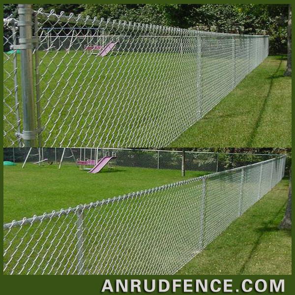 Cheap Garden Fences: Cheap Hot Sale Plastic PVC Garden Fence