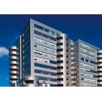 Buy cheap Easy Installation Aluminum Curtain Wall For High Rise Buildings / Large Public Buildings product