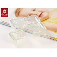 China PVC Corner Baby Safety Corner Guards Transparent L Smile Anti Collision Angle on sale