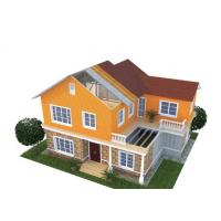 Buy cheap engineered steel homes Fiber Cement Board Floor G450/G550 Shaft Material product