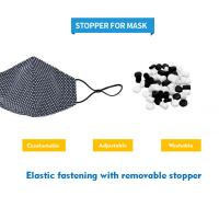 Ergonomic Mask With Stoppers