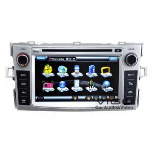 Buy cheap Car Stereo For Toyota Sat Nav DVD Player Multmedia VTV1133 product