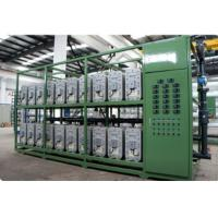 Buy cheap Chemical liquid processing  Reverse osmosis EDI Water Treatment 18MΩ.cm 120m3 / h product