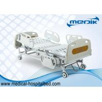 Buy cheap Multi-Purpose Detachable Foldable Electric Hospital Bed 4 electric motor from wholesalers