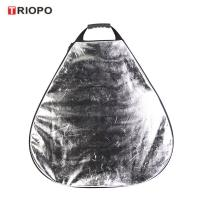 Buy cheap TRIOPO Photo Photography 5 in 1 Reflectors 5 Colour Triangle Collapsible Refelctor with five color product