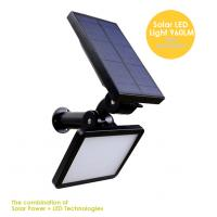 China Solar LED Wall Lights China | Solar Wall Lights with Light Sense on sale