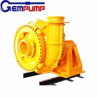 Buy cheap 4 inch centrifugal sand dredging gravel pump for river and sea water pumping product