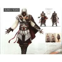 Buy cheap Game Costumes Wholesale Assassin's Creed II cosplay Ezio Auditore cosplay costume halloween product