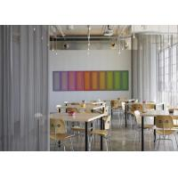 Buy cheap Color Customized Metal Mesh Curtains / Metal Coil Drapery With 1.0mm - 2.0mm Diameter product