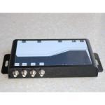 Buy cheap Waterproof UHF RFID Fixed Reader , 30dbm Rfid Reader Long Range Adjustable Power product