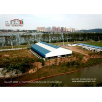 Buy cheap Aluminum Frame Sport Event Tent Dome Tent For Basketball Court From LIRI product