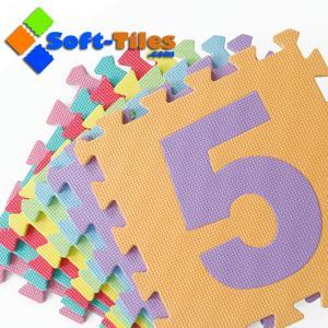 Buy cheap esteira Eco-amigável 10pcs/set do alfabeto de 123 números product