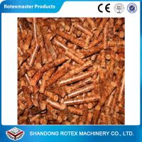 Quality Rice Husk Bark Corp Straws Rubber Industrial Wood Pellet Mill Machine for sale