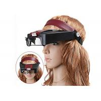 China Medical Use Tattoo Accessories , Led Headband Magnifying Glasses on sale