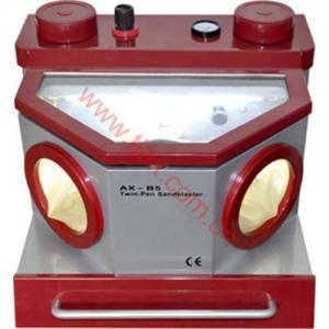 Buy cheap equipo de laboratorio dental, arenador de la arena product