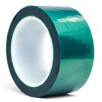 Buy cheap 3M 8992 Green Polyester High Temperature Tape with Silicone Adhesive , Masking Tape , Dark Green Color product