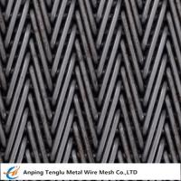 Buy cheap Compound Balanced Weave Conveyor Belt|Stainless Steel Mesh for Carrying Baking biscuit/Screws/Nails product