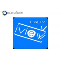 China EPL Football Iview Iptv Apk 720p -1080p Smart Plug & Play For Android Tablet PC on sale