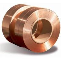 Buy cheap Beryllium Copper Alloy Strip  C17200 C17000 GB UNS JIS 0.15-2mm Copper Foil Sheet Roll product