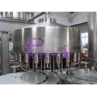 Small Bottle Automatic Water Filling Machine Monoblock