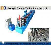 Buy cheap High Performance Roll Forming Machinery , U Profile Metal Forming Machine Electric Drive from wholesalers
