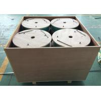 Buy cheap 316L 304L Stainless Steel Hydraulic Control Line 1/4 Inch OD Long Lifespan product