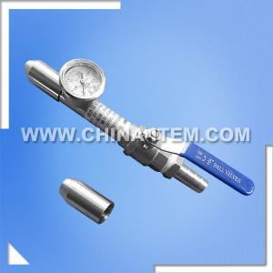 防水実験装置のための交換可能なノズルIEC60335-1 IPX5/IPX6のジェット機ノズル