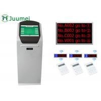 Buy cheap LCD Wireless Calling System Queue Management System Ticket Dispenser product