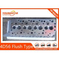 Buy cheap 4D56 Flush Type Complete Cylinder Head For Mitsubishi 4D56 Valve Sits product