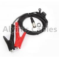 China Trimble 12V Power Cable for 5600 ROBOTIC Total Station Robot Focus GEODIMETER on sale