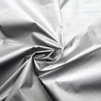 China 400T ripstop nylon taffeta fabric, PU coating, 40Dx40D, 56GSM, good for winter coat, ski-suit on sale
