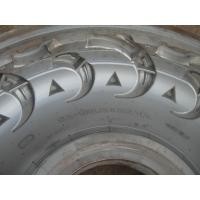 Quality 25x8.00-12 EDM Work Tyre Mould 35 # Forging Steel With CNC Engraving For ATV for sale